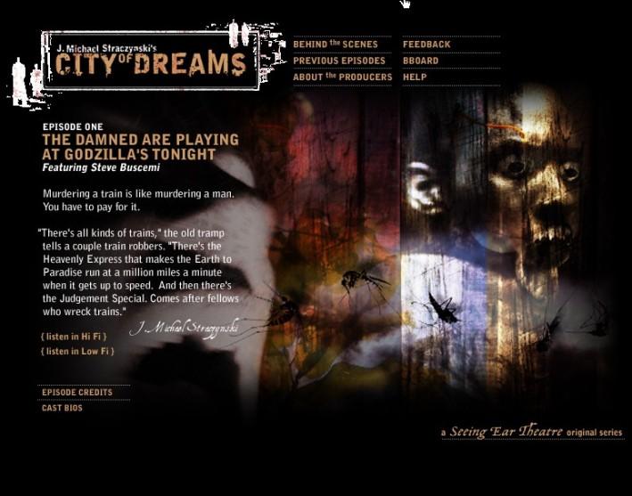 sci fi channel city of dreams lilli wong